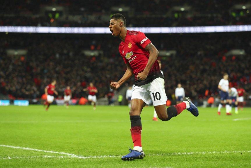 VIDEO) Manchester United y una sorpresiva victoria ante el Tottenham |  ECUAGOL