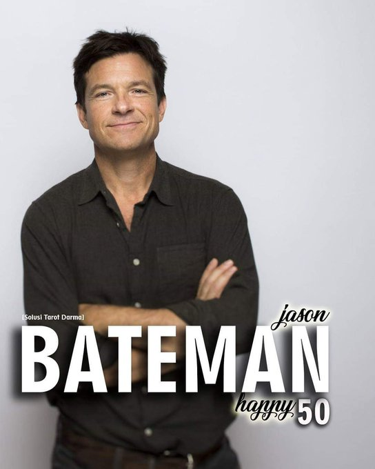 Happy Birthday Jason Bateman