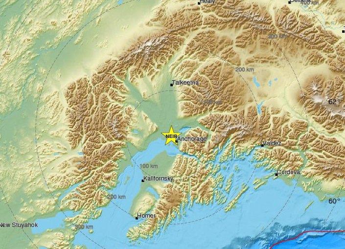 URGENT: 5.4 quake hits near #Anchorage, #Alaska https://t.co/PipFGE5wV1