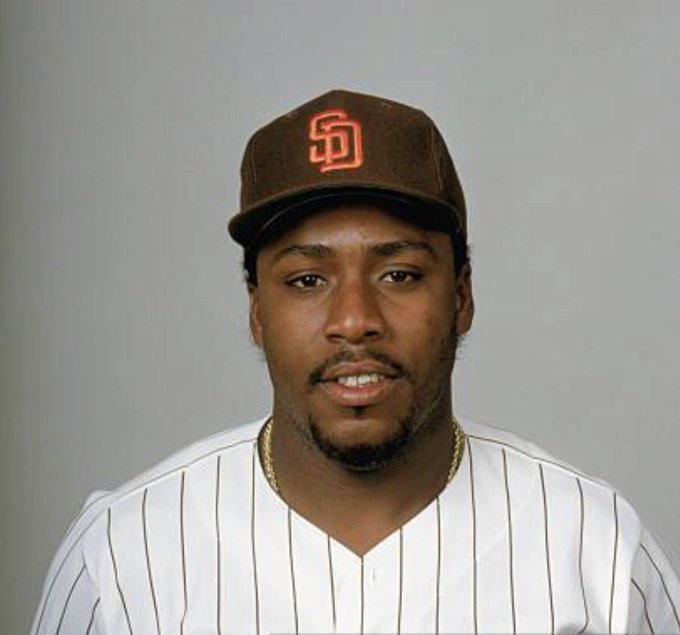 A Happy Birthday to former Outfielder Kevin Mitchell. He played for the Padres in 1987.