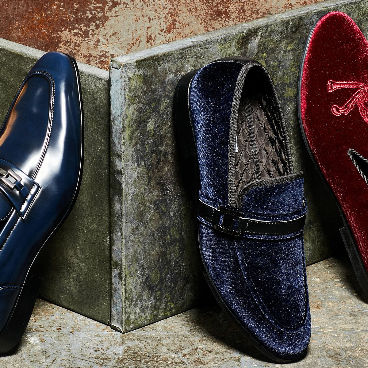 4495e1271fc Introducing you Steve Madden for men. Shop the MACKLIN loafer in Steve  Madden Mall Kelapa