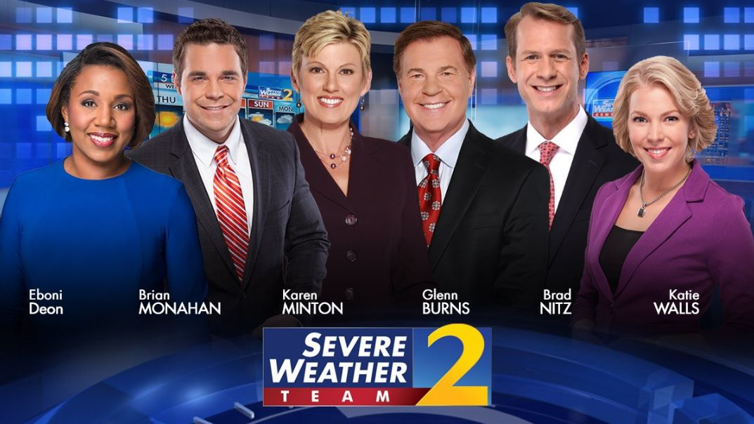 Severe Weather Team monitoring data Tuesday approaching