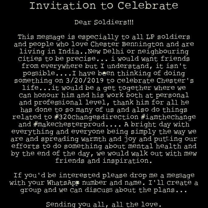 @TalindaB #celebratingChester #MakeChesterProud #320ChangesDirection #iamthechange #onemorelight