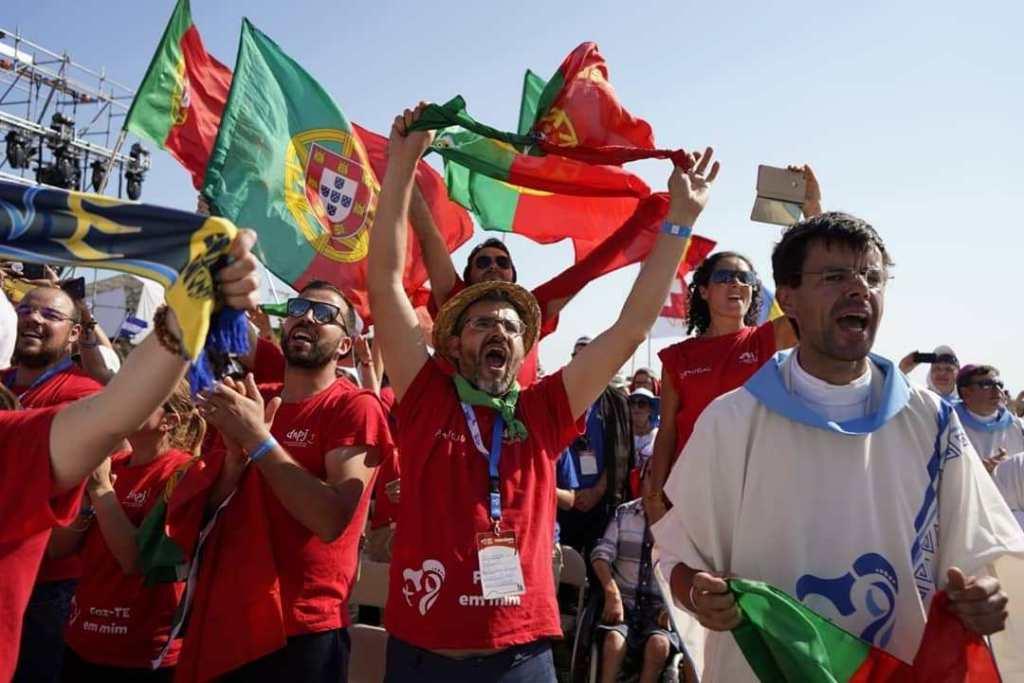 Resultado de imagen para jovenes rumbo a portugal 2022