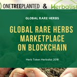 Image for the Tweet beginning: We protect Rare Herb Farmers