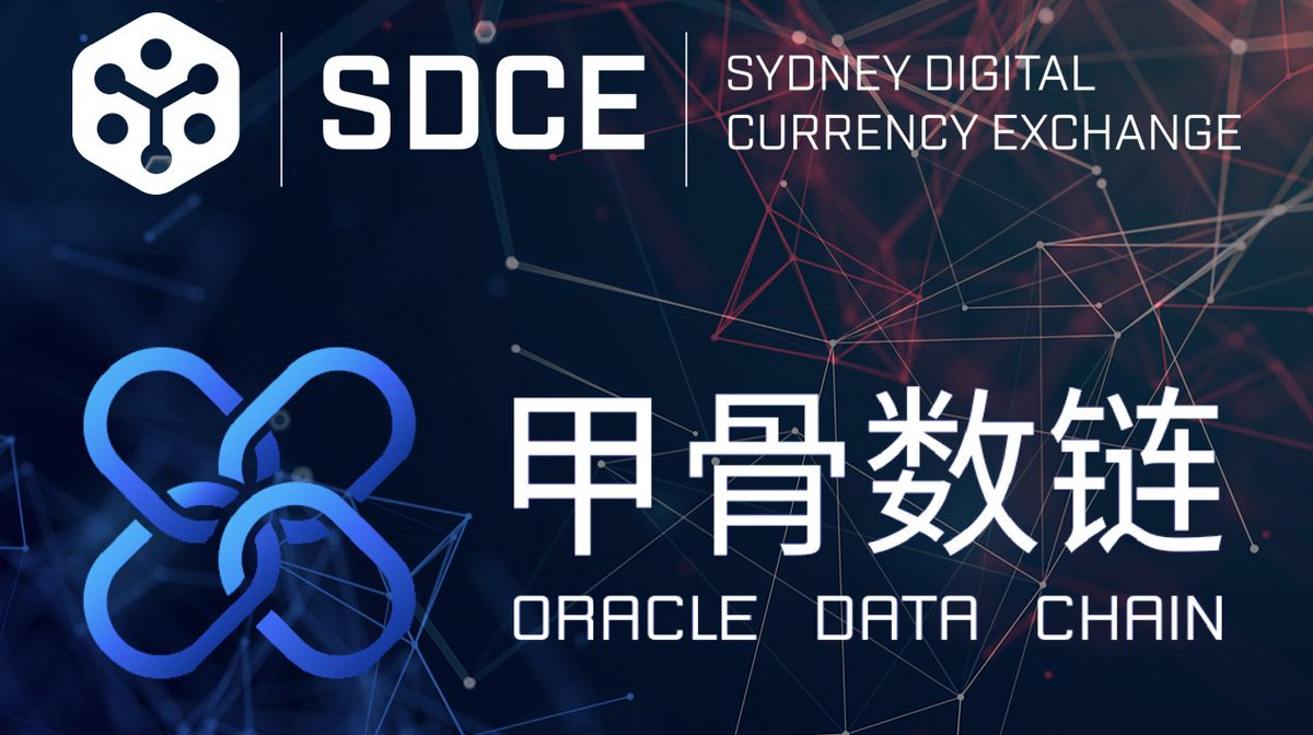 Launch On The Sydney Digital Currency Exchange Sdce At 29 01 2019 15 00pm Time 12 Pm Beijing And Fully Supports Ora Btc