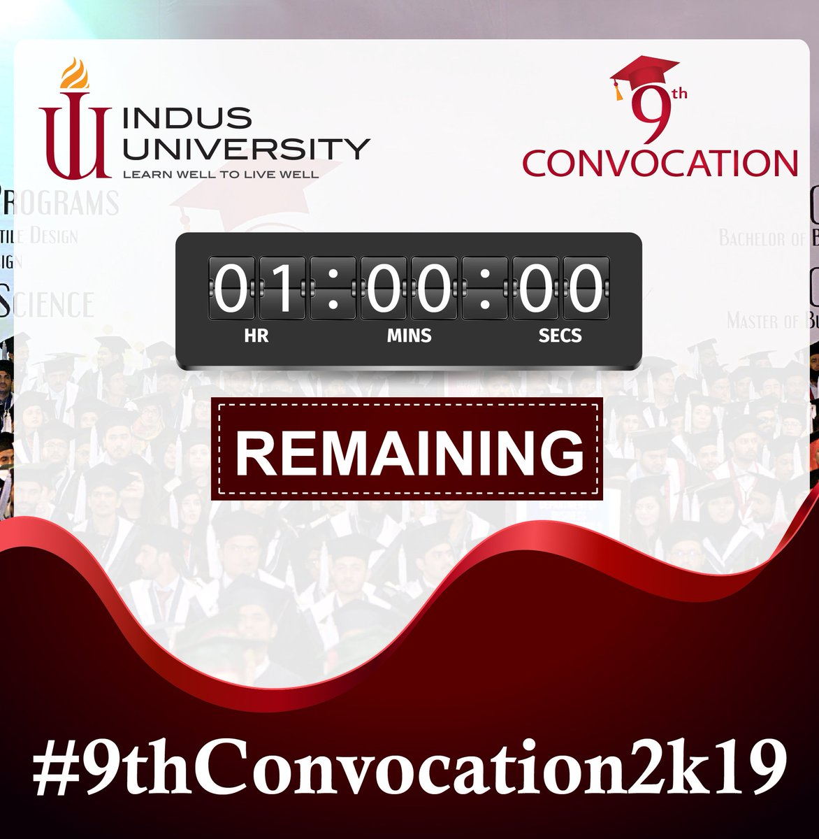 9thconvocation hashtag on Twitter