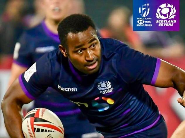 **PLEASE SHARE** LCpl Nayacavou of FSp Coy 2SCOTS has once again been selected for the Scotland Sevens squad.  We wish him and the team success in the HSBC World Rugby Sevens Series in Hamilton, New Zealand and Sydney, Australia. #FSpCoy #JockStrong #ThisIsBelonging #Rugby7s