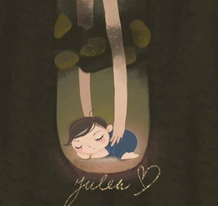 Muy triste al leer la noticia #DEPJulen  / Very sad reading the news #RIPJulen