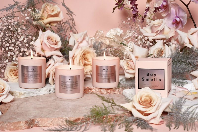 Romantic Kush Candles https://t.co/H8mvk4Ys5z #Special