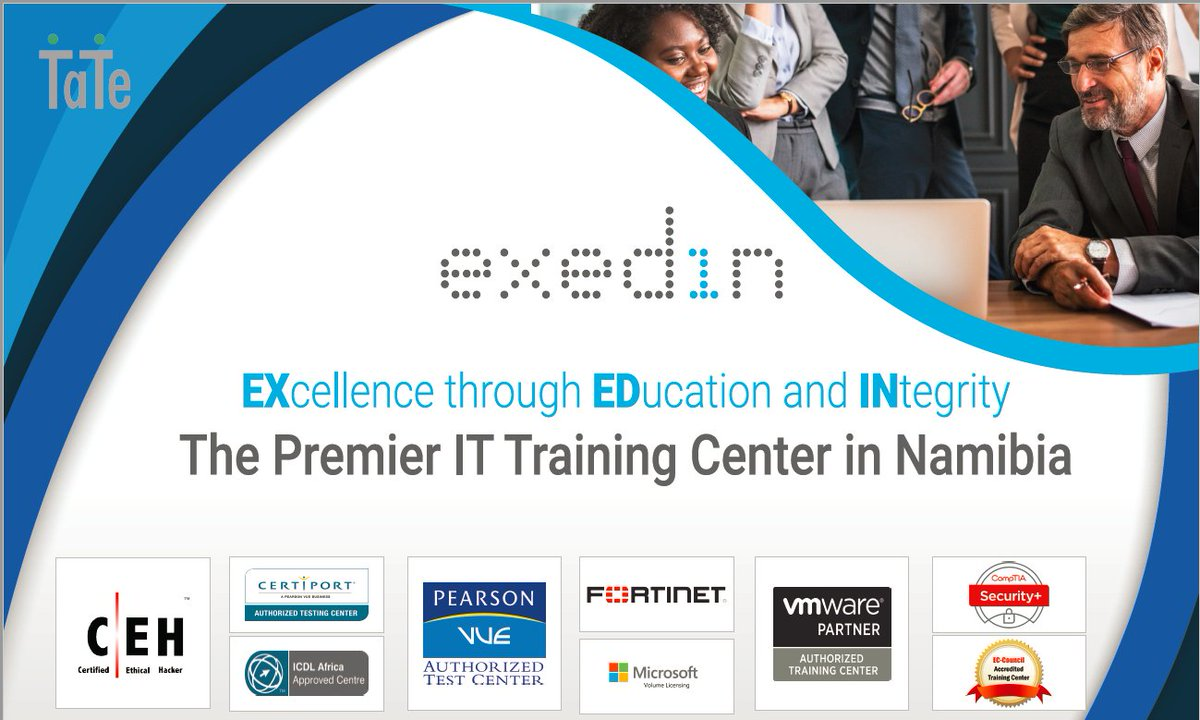 Get Certified and gain a competitive edge within the IT industry! Exedin is an authorized testing center for International Certification Exams. #PearsonVue #Certiport #CISCO #CIMA #CompTIA #MicrosoftLearn #CyberSecurity