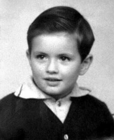 Young jose mourinho
