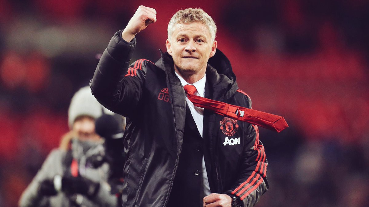 It was the biggest 'exam' so far for #OGS. The ex baby-faced assassin came out with a distinction as United thrashed Arsenal 3-1 in style.  Here are 5 things #ManUtdNaijaFM learnt from this clash👉 http://www.manutdnaijafm.com/2019/01/arsenal-1-3-united-5-things-we-learnt.html?m=1…  #ARSMUN #MUFC #FACup #EmiratesFACup