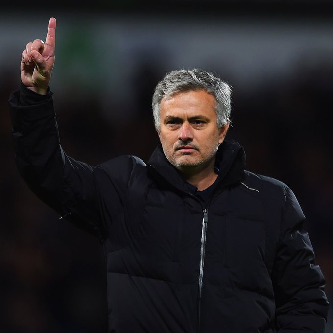"""Y\all celebrate him, he\s really the \""""Special One\"""" Happy birthday Jose Mourinho"""