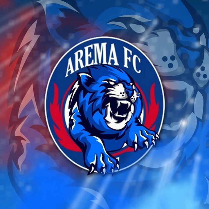 Art Of Aremania On Twitter Logo Arema Fc Art By Bdrl89