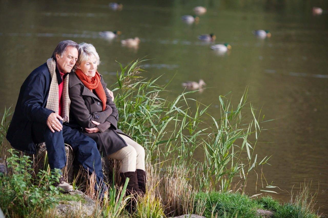 картинка свидание пожилых эта