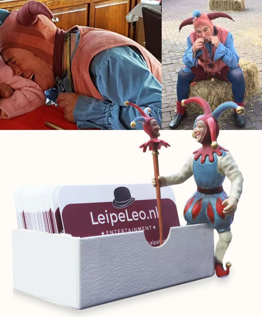 Weer een leuke aanvraag binnen voor LeoNARdus de NAR dus!!!!