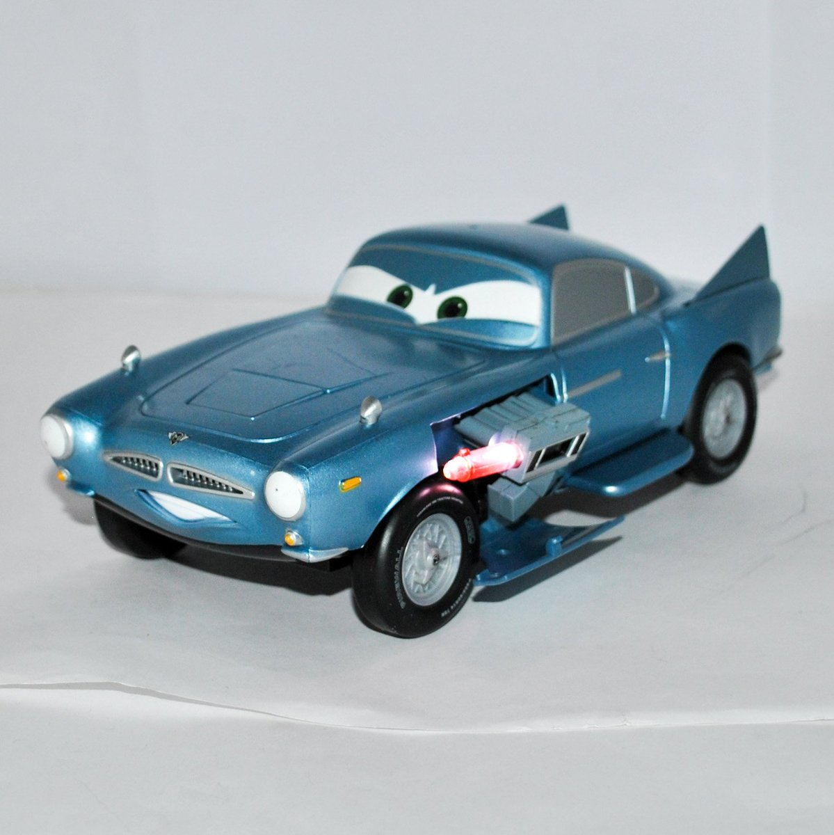 C T Toys Collectables On Twitter Check Out This Disney Pixar Cars 2 Transforming Finn Mcmissile Car With Working Light Up Machine Guns From 2011 Https T Co 95q6cgdgiq Via Ebay Uk Disney Pixar Cars2 Finnmcmissile