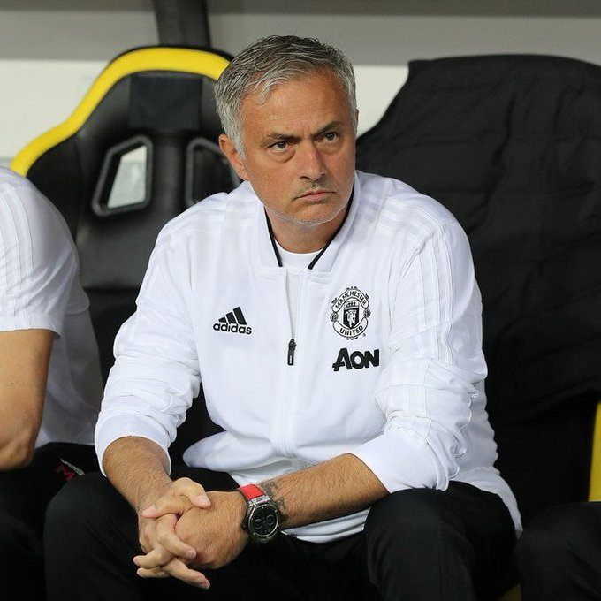 - Happy Birthday Jose Mourinho, an absolute Goat of a Manager , and there\s absolutely nothing you can do about it