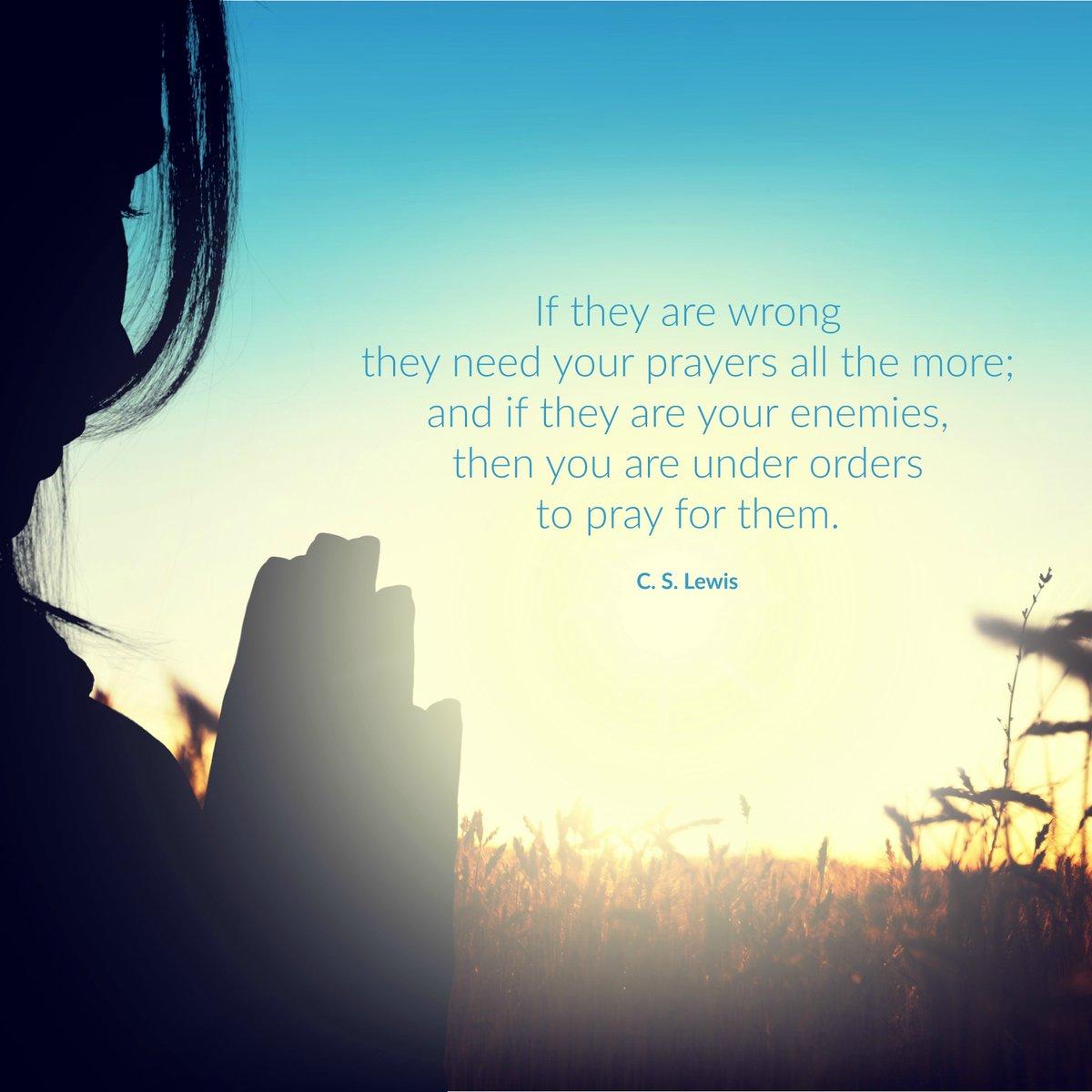 #CSLewis #Prayer