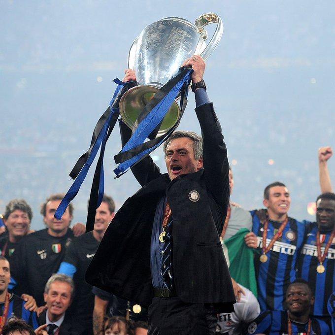 Happy 56 Birthday to Jose Mourinho