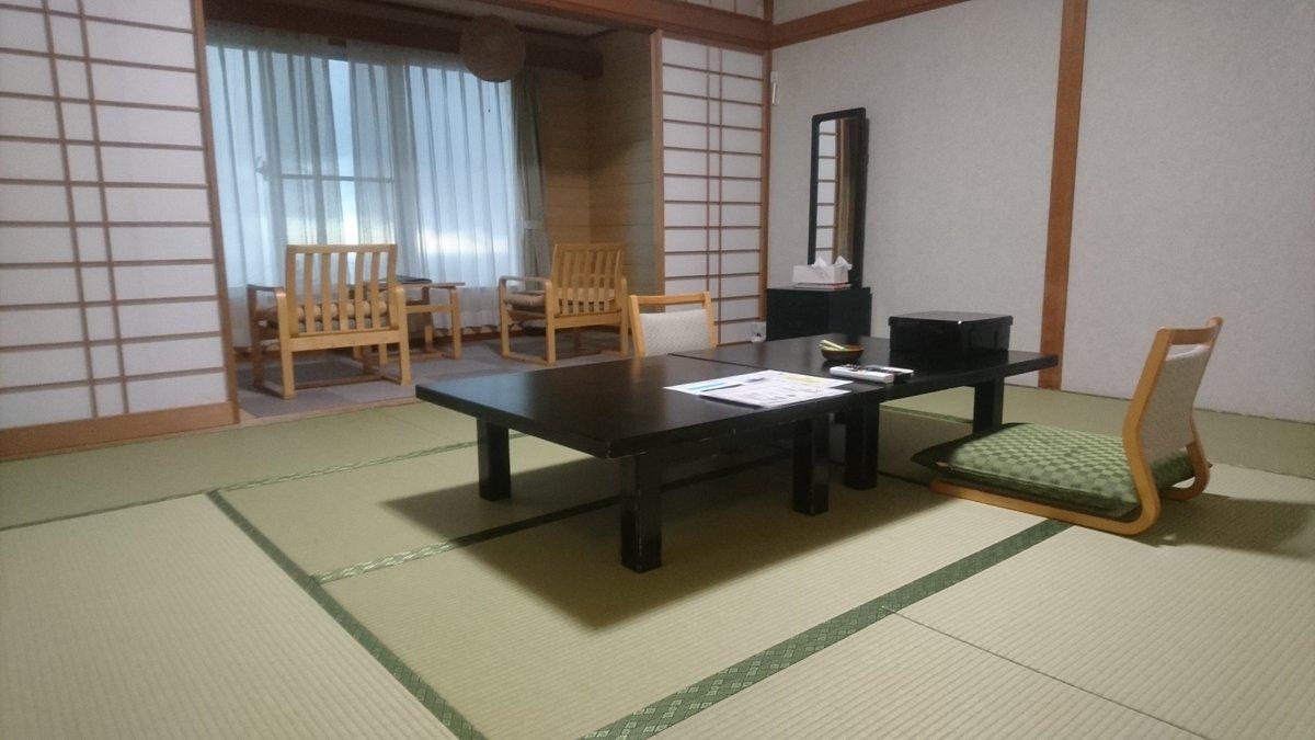 大島温泉ホテル・お部屋