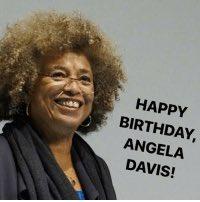 Happy Birthday Sista Angela Davis