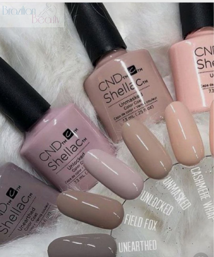 What is your favorite nude color? Book your nail appointment :07477285123 #nails #brazilianbeautyuk #beauty #nailsnailsnails #nailsbeautiful #nailscolors #colors #cndcolors #cnd #cndshellac #nailsoftheday #unmasked #unlocked #unearthed #fieldfox #pic.twitter.com/3BO5wP6Qui