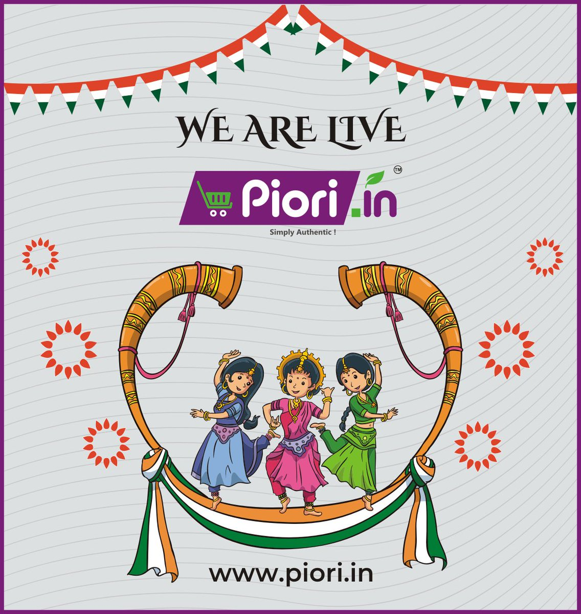 We are Happy to announce that our website https://piori.in/ (Piori Online shopping) is live now. Welcome to the new world of authentic Indian saree collection. #Indiansaree #handloomsaree #authentic #onlineshoping #Shopping #ethnicwear #fabulouslook