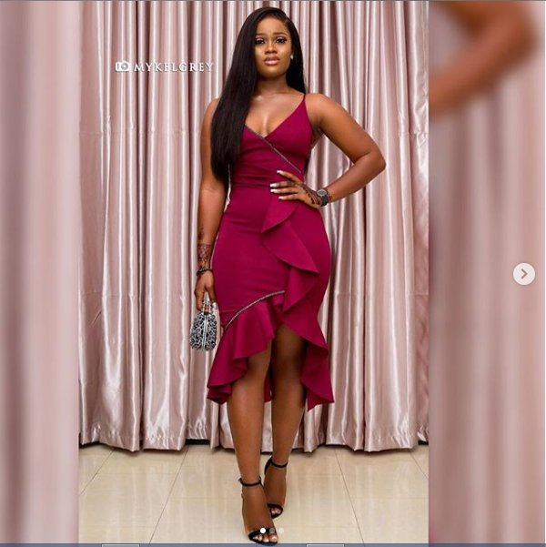 Ceec hits the Button again Makes it to #EbFabLook Vol 40