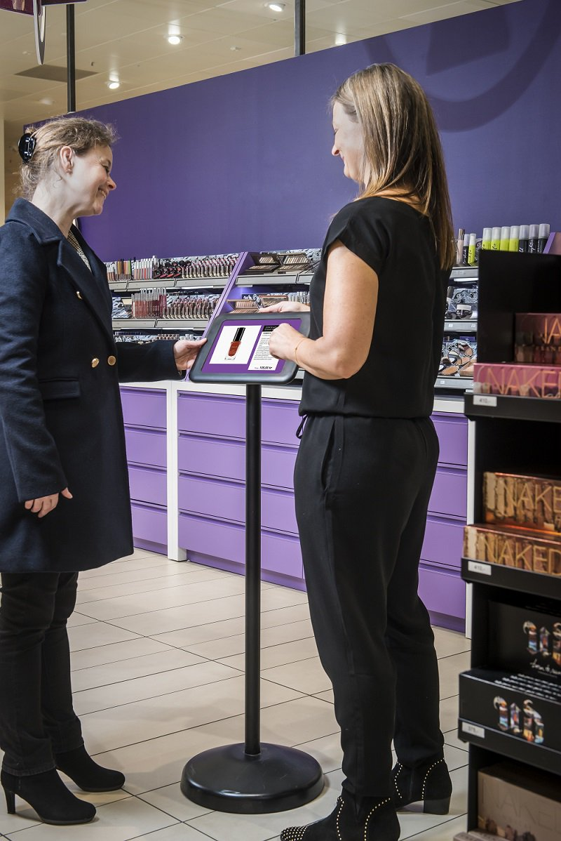 test Twitter Media - According to the IHL Group research, leading retailers are racing ahead in investments to empower associates with better tools and optimizing order fulfillment execution at the store level. #SpacePole #customerexperience #Mounting #mobilitysolutions https://t.co/uQwyLpUNre