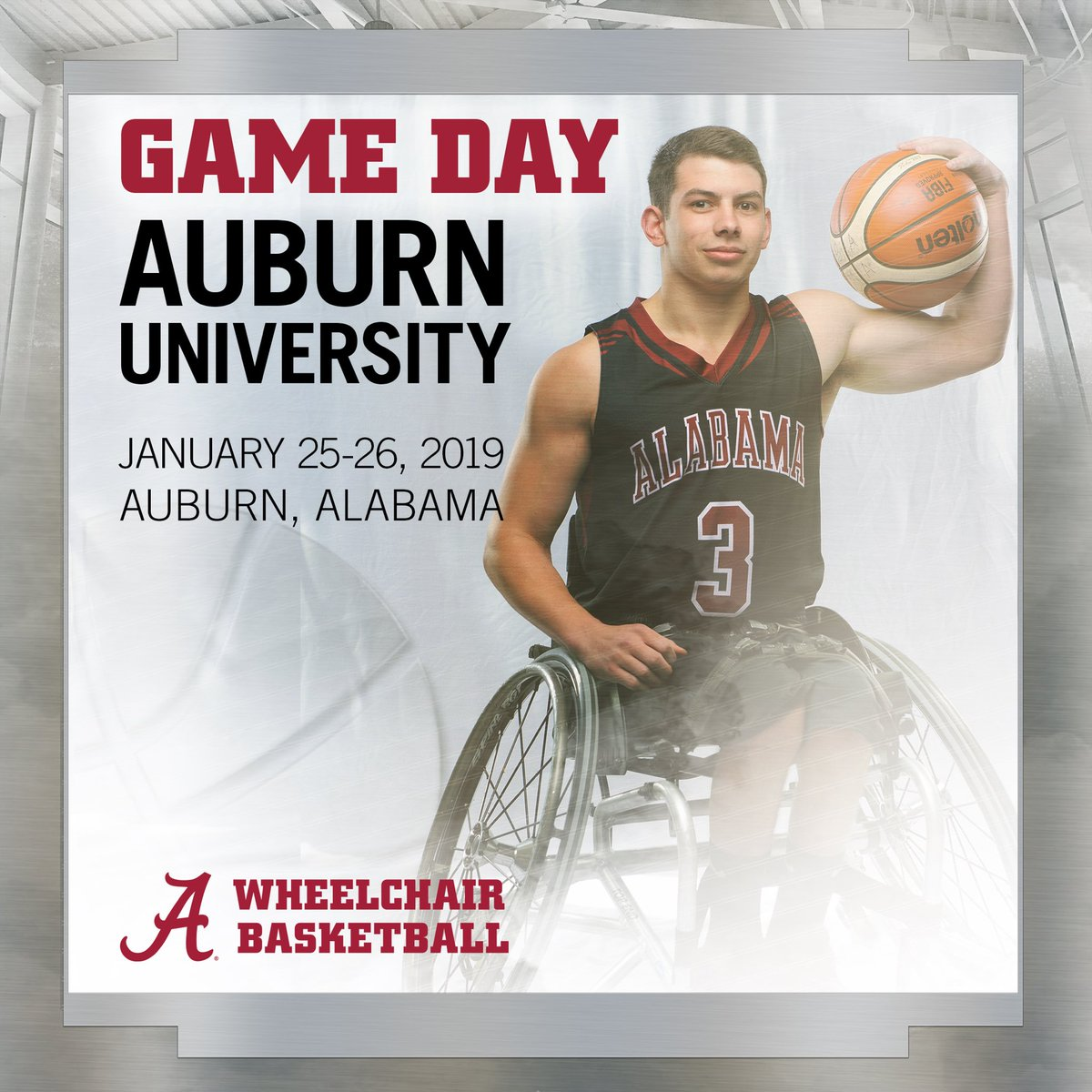 Ua Adapted Athletics On Twitter Game Day