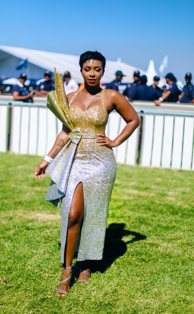 Dx2 VAOWwAA4CUF - Pics: Check Out What your Favorite Celebs Wore At The Sun Met 2019