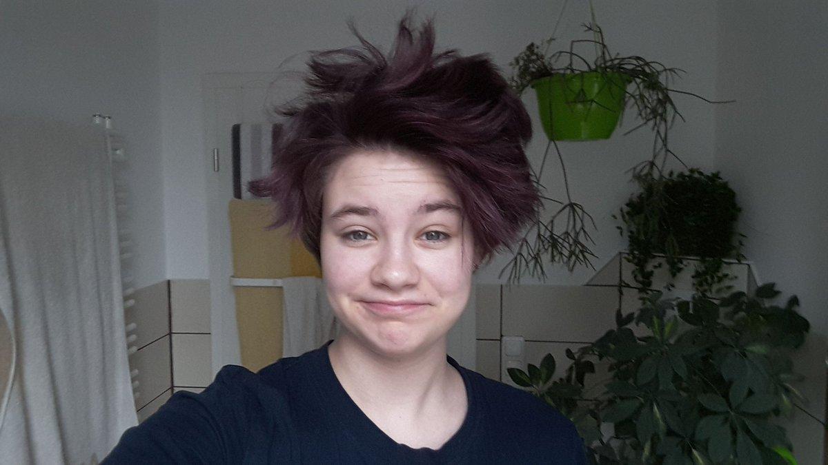 T4ddl On Twitter Das Nenn Ich Frisur