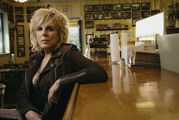 Lucinda WIlliams is celebrating a birthday today! Join us in wishing her a Happy Birthday!