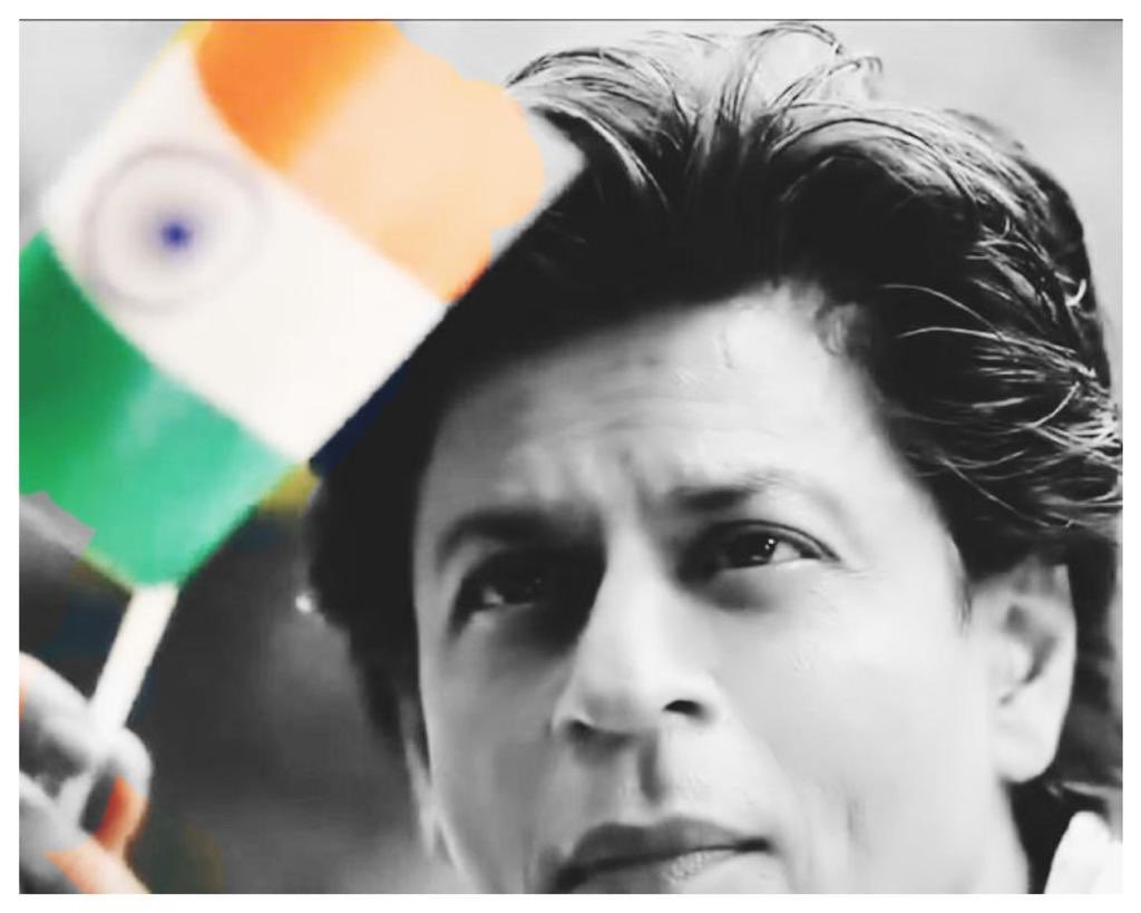 Shah Rukh Khan At Iamsrk Twitter