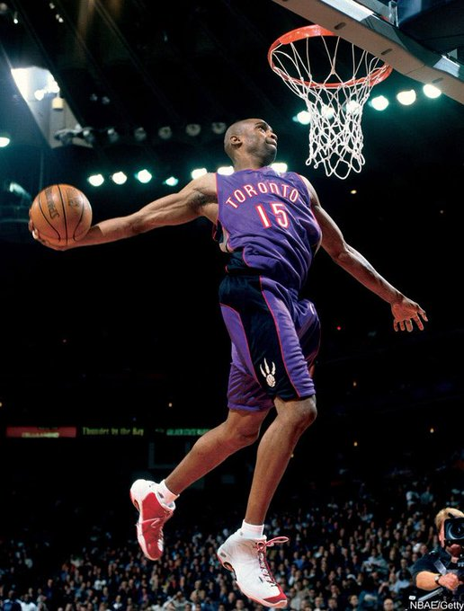 A very happy birthday to my one and only idol Vince Carter aka Old man Still Amazing!