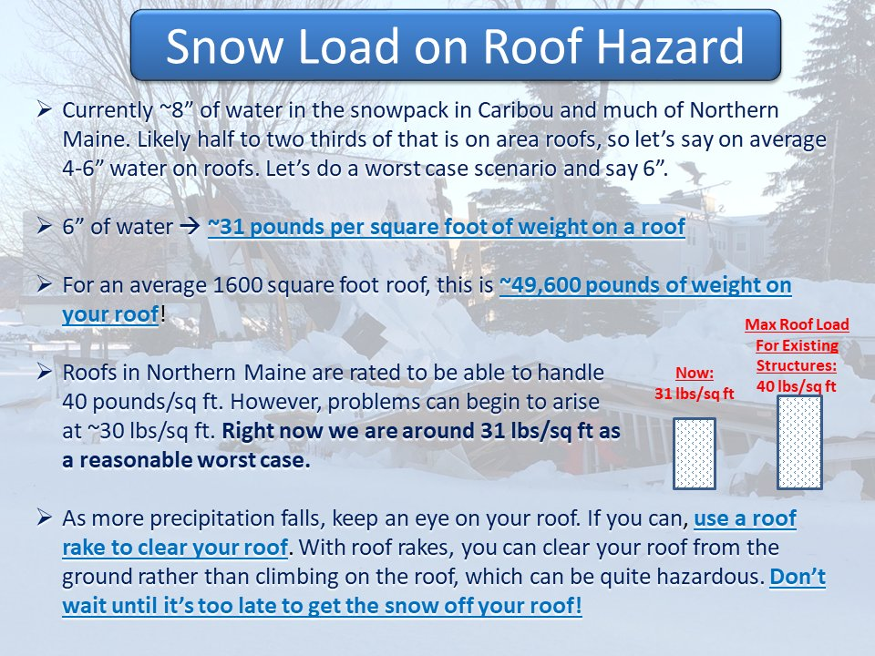 NWS Caribou on Twitter: