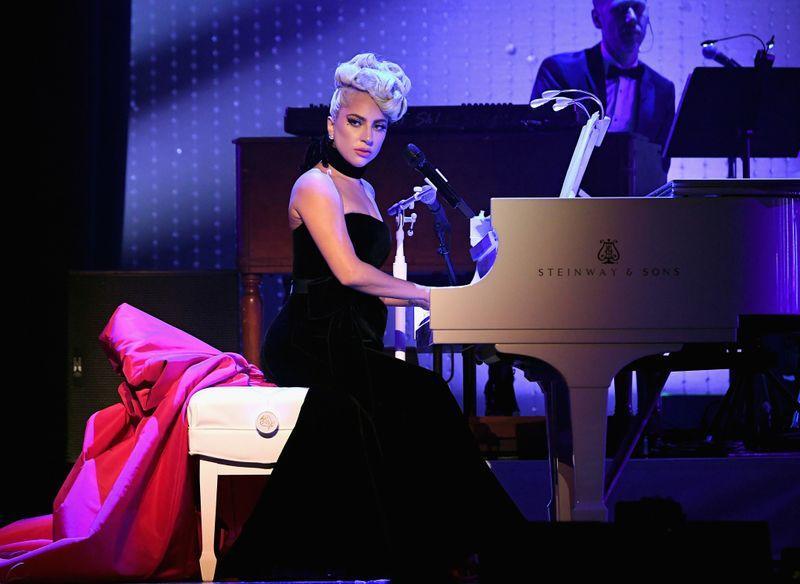 Reloaded twaddle – RT @SteinwayAndSons: .@ladygaga's new Jazz & Piano show in Las Vegas featu...