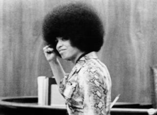 Happy birthday to a brilliant, inspiring, and strong heroine - Angela Davis!