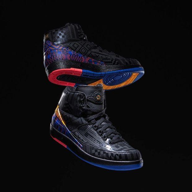 ad: The Air Jordan 2 Retro 'BHM