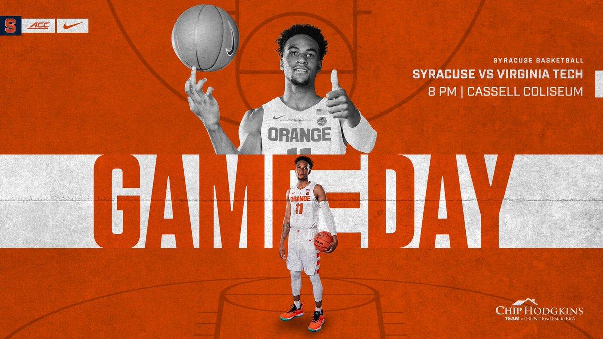 Syracuse Basketball On Twitter Game Day In Blacksburg