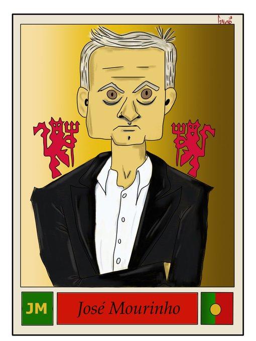Happy birthday to Jose Mourinho.