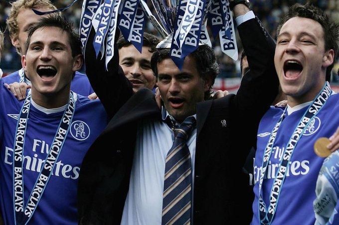 Happy 56th birthday to Jose Mourinho.  Premier League   FA Cup League Cup   Community Shield