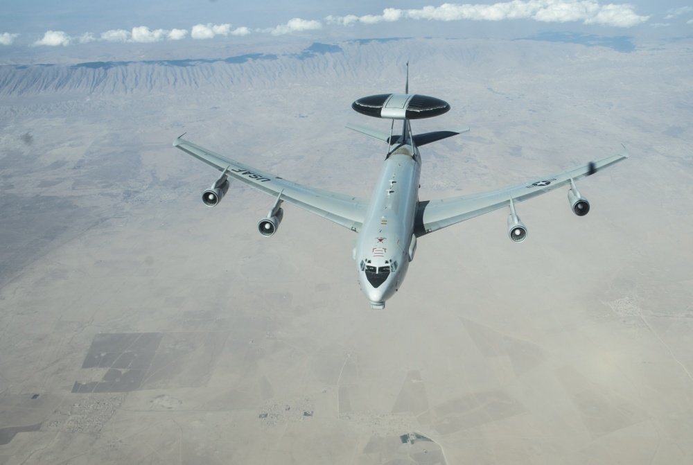 An E-3 AWACS, 2x F-22, 2x CF-18 fighter jets from NORAD positively identified 2x Russian Tu-160 Blackjack strategic bombers entering the Canadian Air Defense Identification Zone on January 26, 2019. Bombers remained in international airspace and did not enter sovereign territory