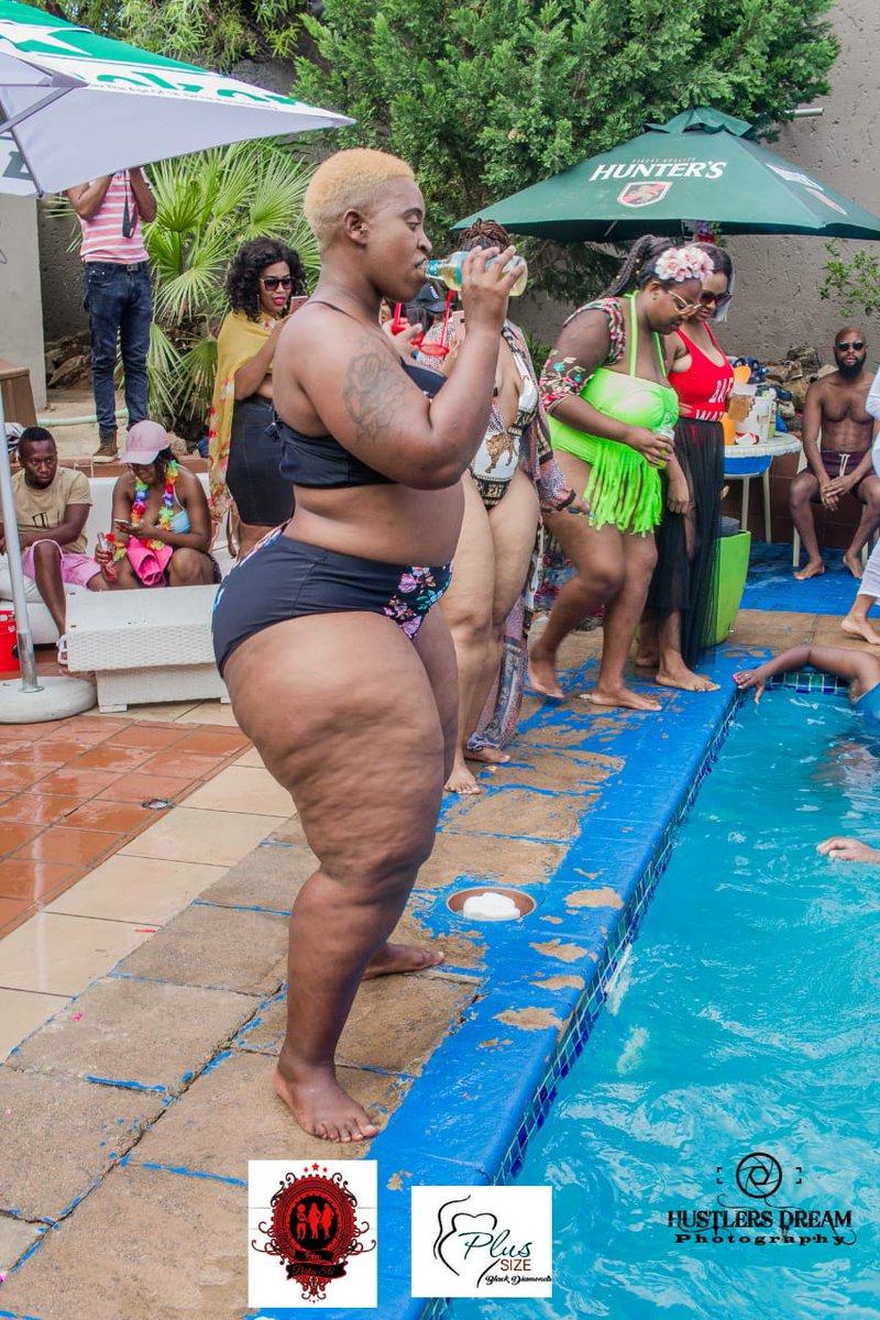Bbw Black Girl Creampie