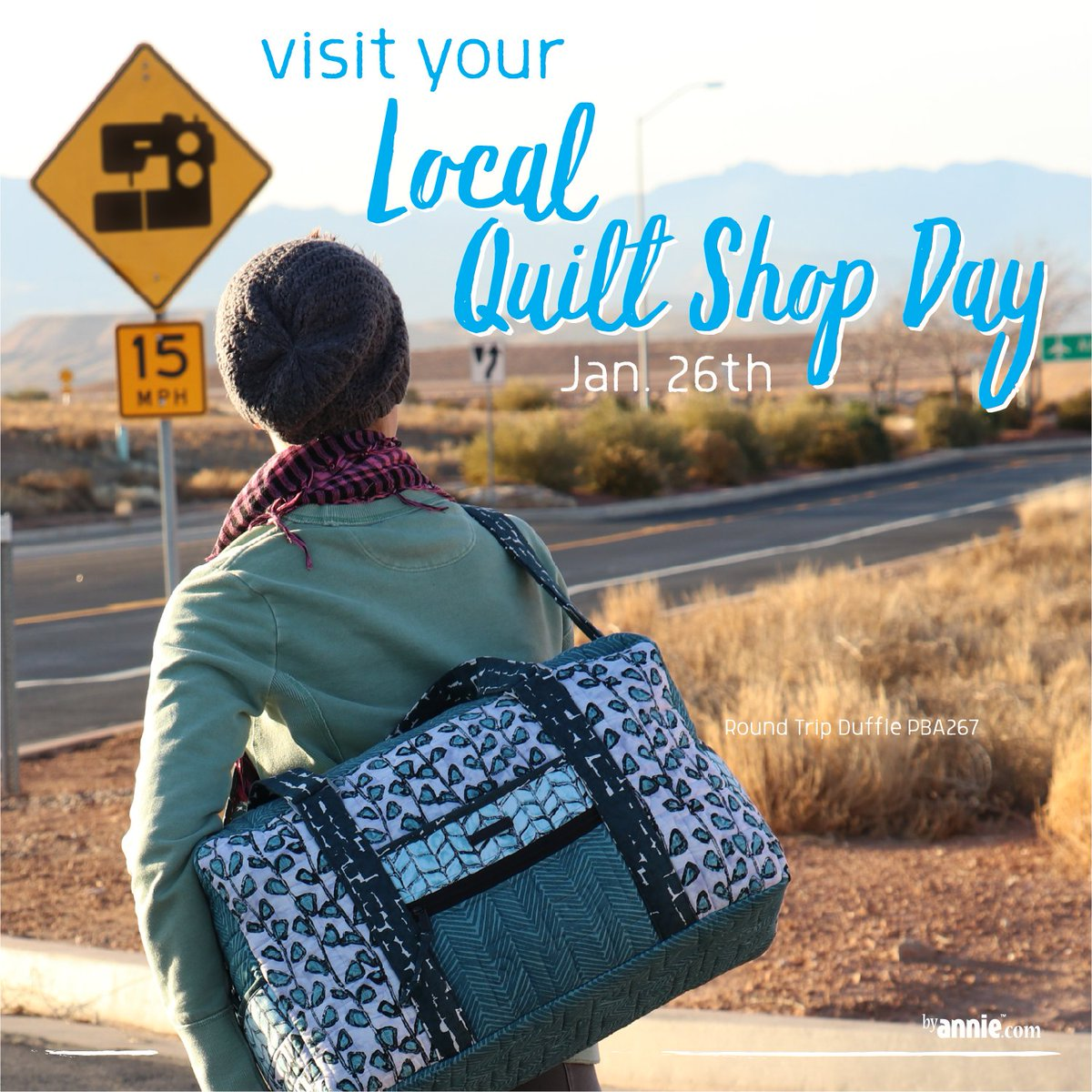 Did you vote for your local quilt shop? Win on Local Quilt Shop Day! - http://eepurl.com/gfklKr