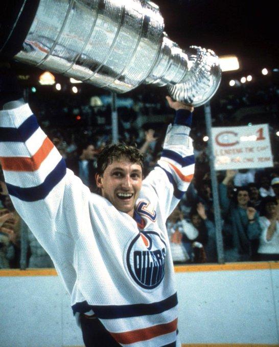 Happy Birthday, Wayne Gretzky