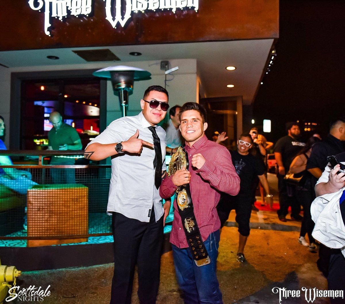 #HenryCejudo Victory Party @ 9pm ~ Three Wisemen ... w/ DJ Filthy Flip ~ DJ Up All Nite ~ DJ Pyscopat ... Many Special Guests in Attendance 👀 Gem Ray at 480.772.7613 (Text) ... http://www.threewisemenaz.com  @HenryCejudo @GemRayMedia @ScottsdaleNites
