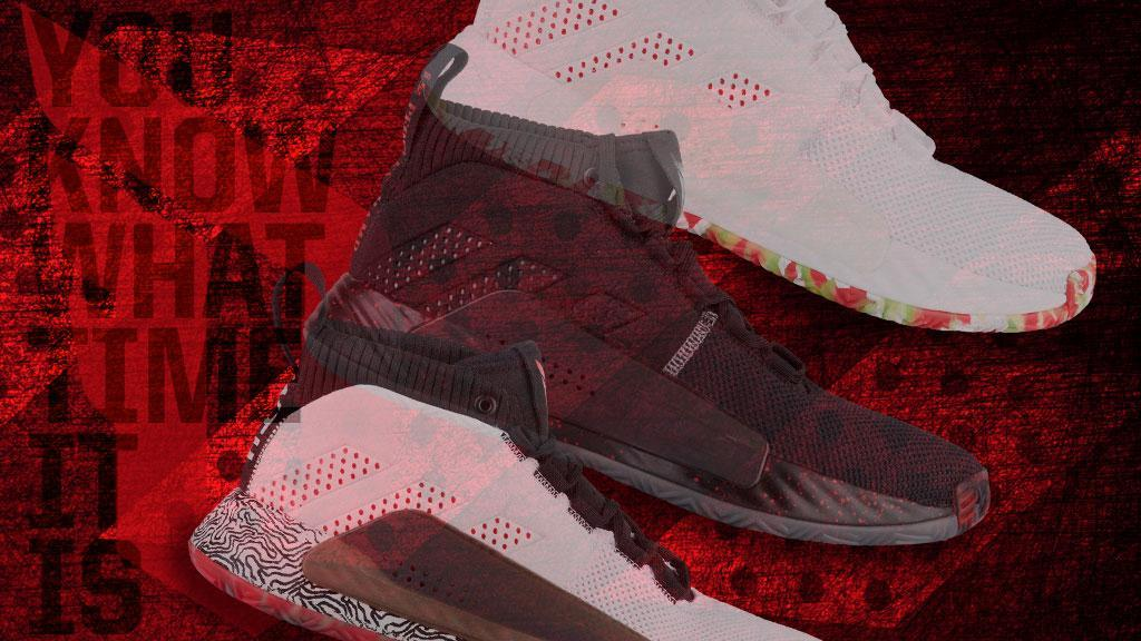 introducing the new adidas dame 5 designed for ultimate control comfort  stability and traction arriving in dabeb4c4a